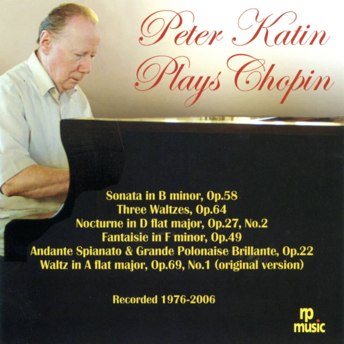 Peter Katin plays Chopin