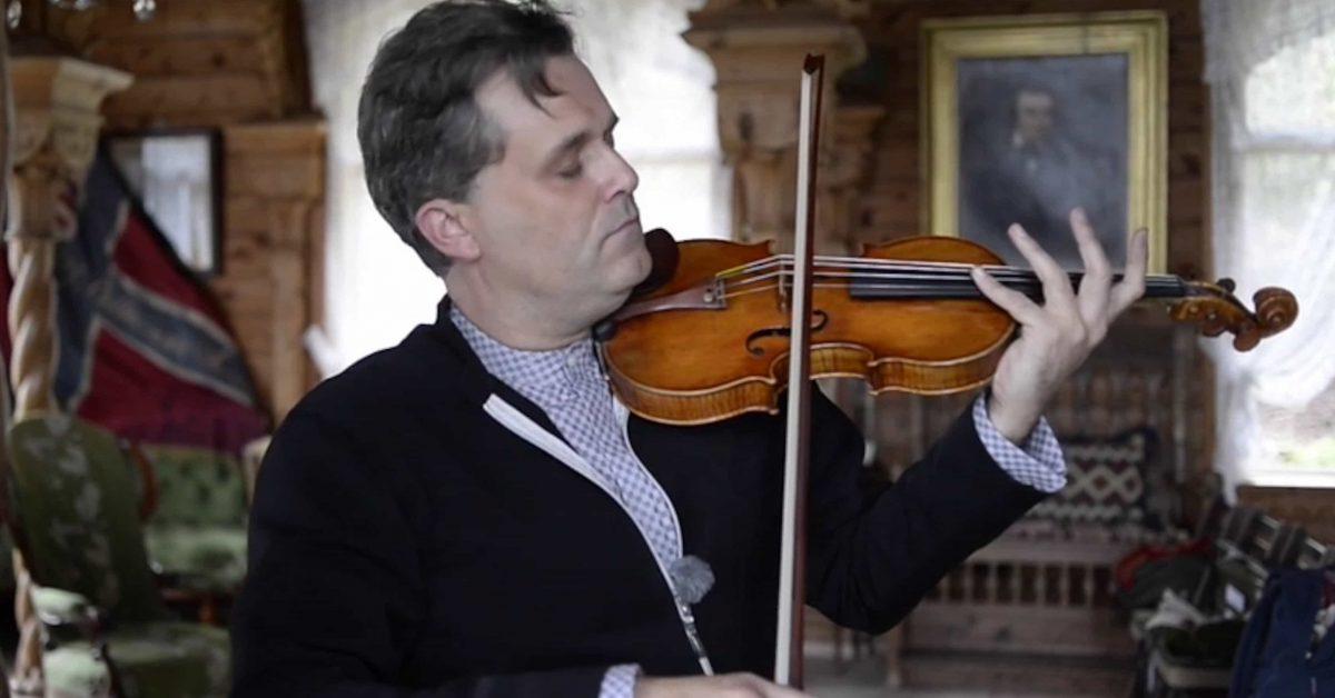 Peter Sheppard Skærved
