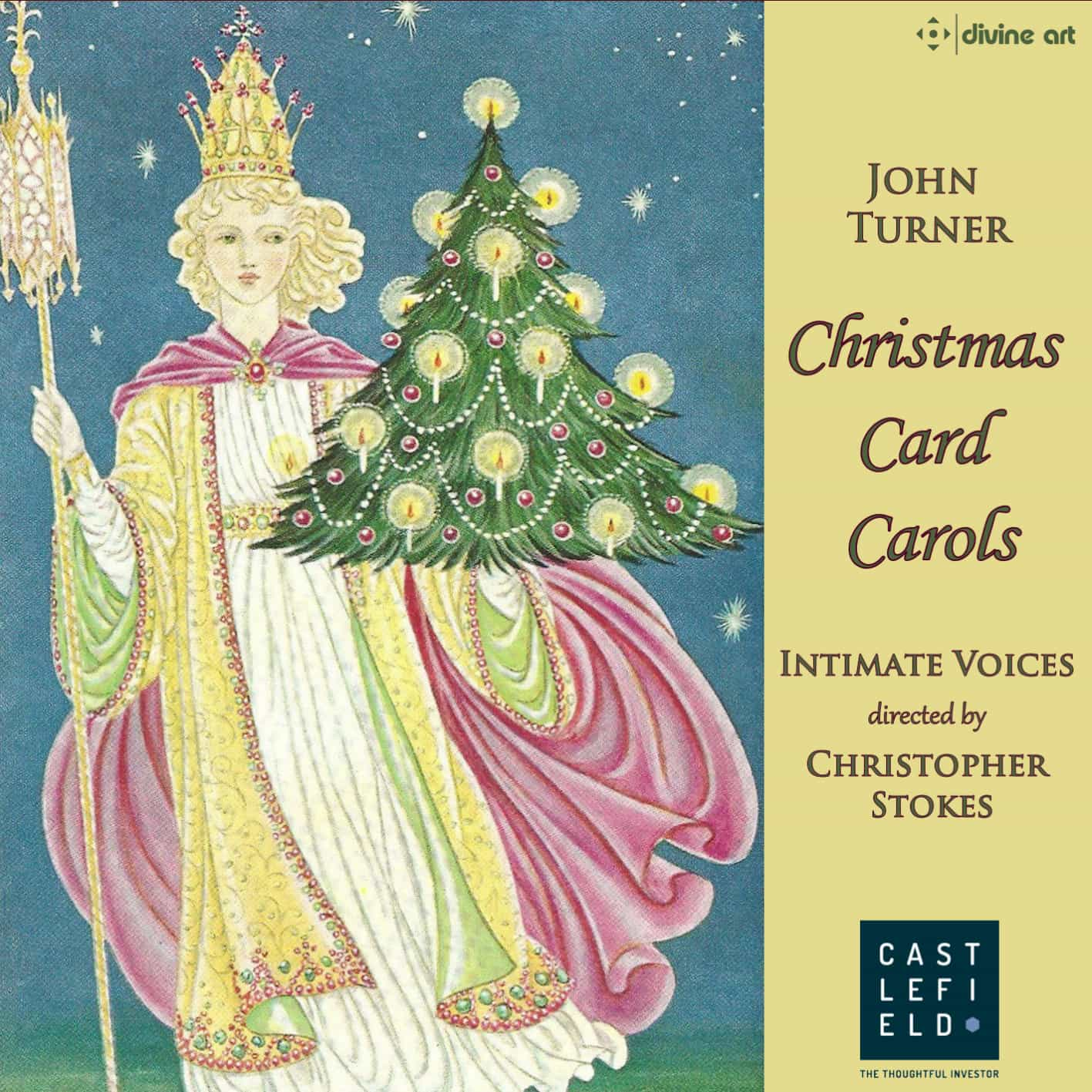 Christmas Card carols | Divine Art Recordings