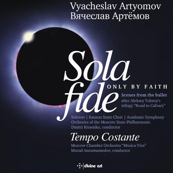 Artyomov | Review | Divine Art Recordings